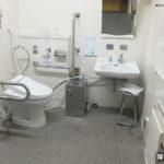 障害者対応トイレ